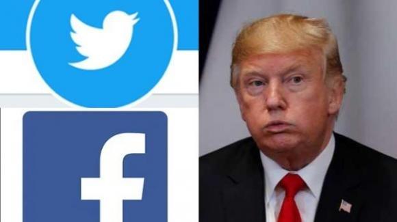Covid, i social media limitano l'account del Presidente Trump a causa di alcune disinformazioni sulla pandemia