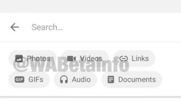 WhatsApp: in beta arriva (non per tutti) la ricerca avanzata. Ecco cos'è e come funziona
