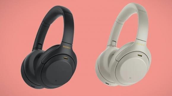 Sony WH-1000XM4: più comode, con cancellazione del rumore più smart