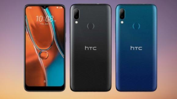 "HTC Wildfire E2: ufficiale l'entry level moderno dal nome ""vintage"""
