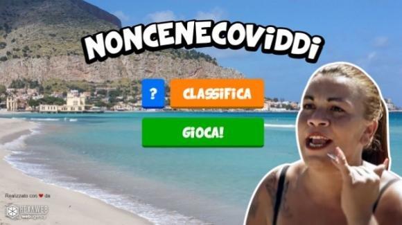 """Sicilia, """"Non cennè coviddi"""" diventa un videogame"""