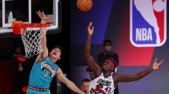 NBA 2020: i Raptors mettono alle corde i Grizzlies, Lillard trascina i Trail Blazers contro i 76ers