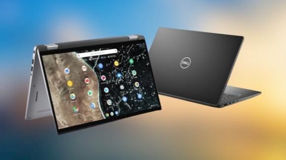 DELL Latitude 7410 Chromebook Enterprise: con ChromeOS, per aziende e professionisti