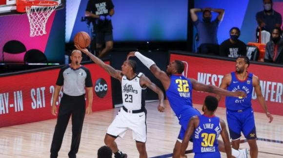 NBA 2020: i Clippers domano i Nuggets, i Thunder la spuntano sugli Heat
