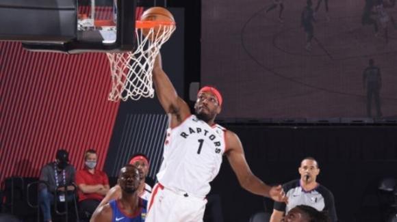NBA 2020: i Toronto Raptors sconfiggono i Denver Nuggets, Clippers ok sui Thunder