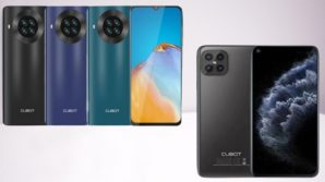 Cubot Note 20 Pro e Cubot C30: in campo due nuovi phablet low cost