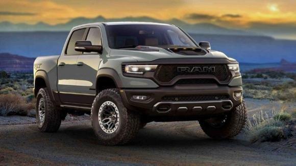 Ram 1500 RTX: ufficiale il truck più potente e veloce al mondo