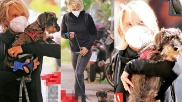 """Maria De Filippi, la sofferenza per il suo cane: """"Mi sento davvero male"""""""
