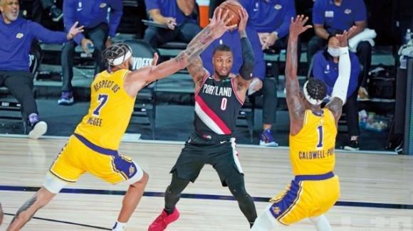 NBA Playoffs 2020: trionfano Trail Blazers e Magic, cadono le grandi