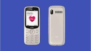 Lava Pulse: il primo feature phone al mondo con funzioni di tracking cardiaco