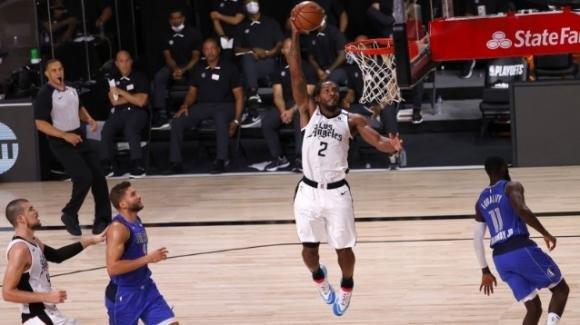 NBA Playoffs 2020: i Clippers riprendono il vantaggio sui Mavericks, i Jazz demoliscono i Nuggets