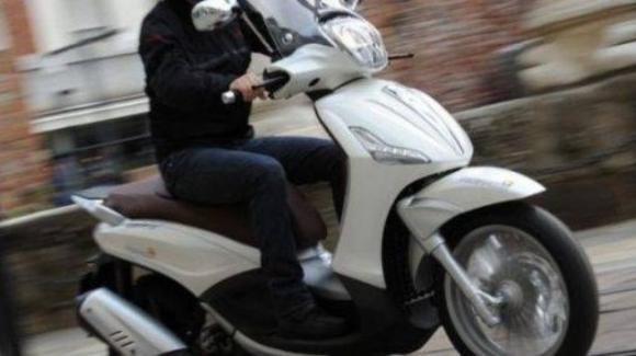 Vicenza: undicenne scappa dai poliziotti in motorino