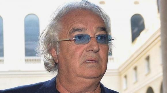 Flavio Briatore è ricoverato al San Raffaele per condizioni mediche serie da coronavirus