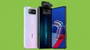 Asus Zenfone 7, standard e Pro: ufficiali i top gamma con tripla cam rotante