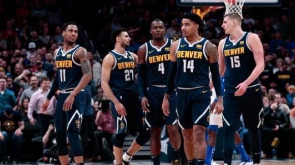 NBA, 25 agosto 2020: i Nuggets tornano in corsa contro i Jazz, i Clippers fanno a pezzi i Mavericks