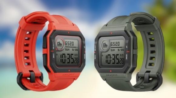 Amazfit Neo: da Huami lo smartwatch retrò, simil Casio, con anima smart