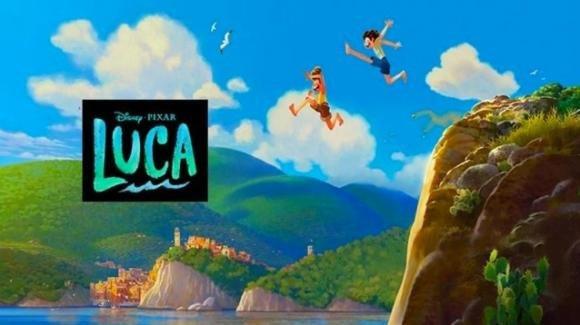 """Il nuovo film della Disney Pixar si chiama """"Luca"""" ed è ambientato in Italia"""