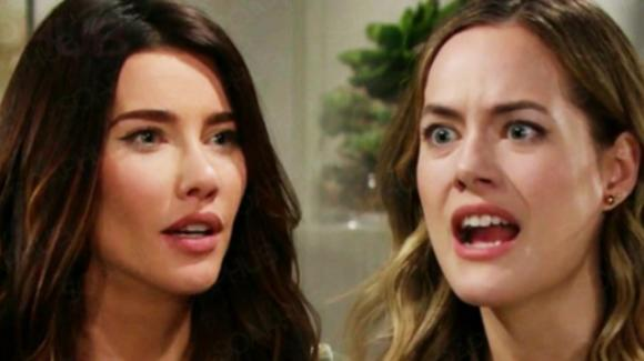 Beautiful anticipazioni americane: Hope vuole prendersi anche Kelly e torglierla a Steffy