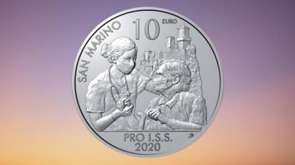 Da San Marino una moneta per rendere omaggio al sistema sanitario