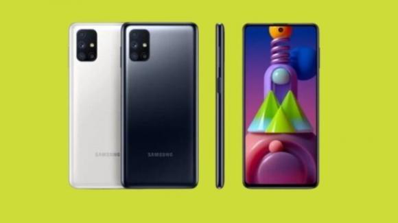 Galaxy M51: a listino il nuovo medio-gamma Samsung con batteria da 7.000 mAh