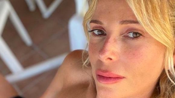 Alessia Marcuzzi rompe il silenzio e per la prima volta parla del presunto flirt con Stefano De Martino