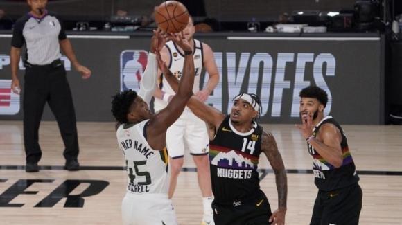 NBA Playoffs 2020: Nuggets avanti, Jazz eliminati all'ultimo secondo; i Celtics bissano la vittoria sui Raptors