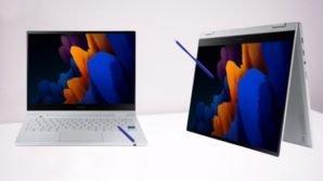 Galaxy Book Flex 5G: ufficiale il convertibile di Samsung con Intel Tiger Lake