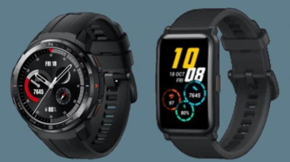 Honor Event: presentati gli smartwatch Watch GS Pro e Watch ES