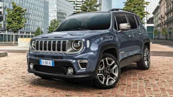 Jeep: nel 2023 è quasi certo l'arrivo di un mini-Suv più piccolo della Renegade