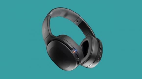 Crusher Evo: a IFA 2020 l'audio è di classe, con le nuove cuffie BT di Skullcandy
