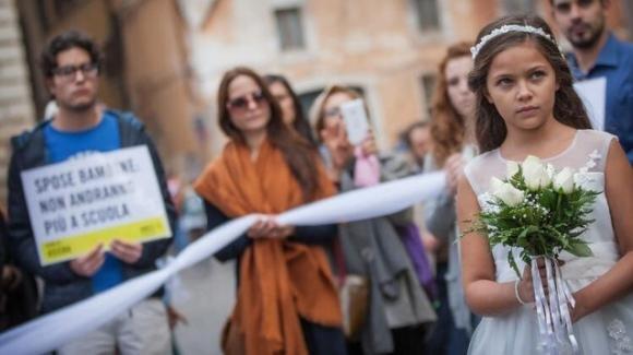 Asia meridionale: spose bambine a rischio, causa Covid-19 e conseguente indigenza