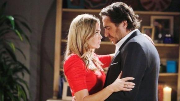 Beautiful anticipazioni americane, Ridge tiene nascosta una cosa gravissima a sua moglie Brooke