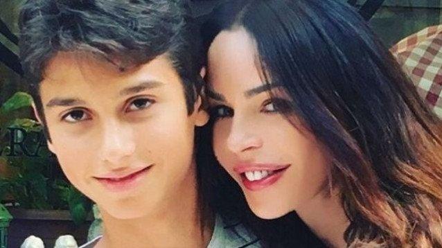 Nina Moric disperata per il figlio Carlos: