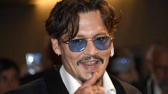 Possibile nuovo amore per Johnny Depp dopo il divorzio