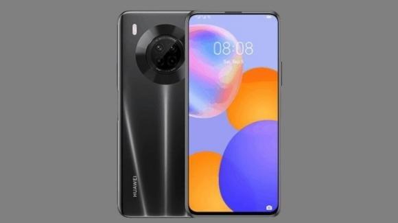 Huawei Y9a: in arrivo il quadcameraphone di fascia media, derivato dalla gamma Enjoy