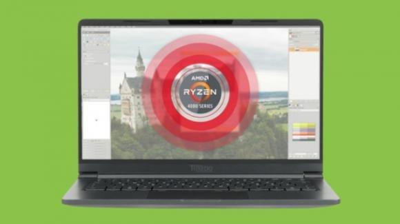 Pulse 14: da Tuxedo Computers il nuovo ultrabook Linux based