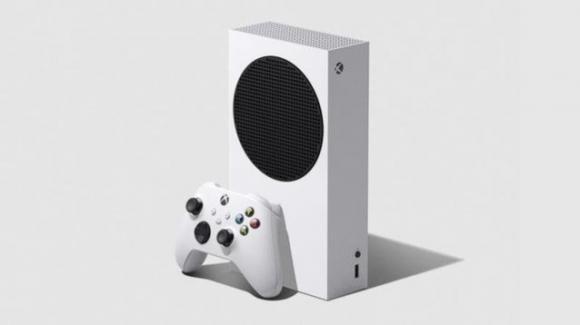 Xbox Series S: svelata la consolle next gen low cost di Microsoft