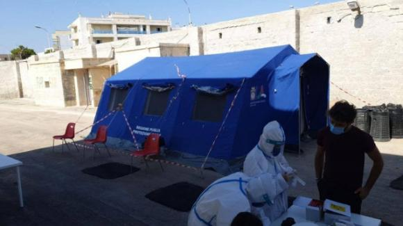 Coronavirus: aumentano i positivi in Puglia. A Polignano superati i 100 contagi