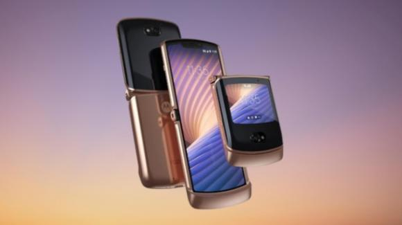 Moto Razr 5G: ecco il nuovo smartphone pieghevole di Motorola