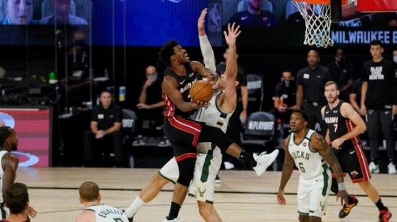 NBA Playoffs 2020: i Miami Heat sono in finale di conference, i Lakers conquistano il successo sui Rockets