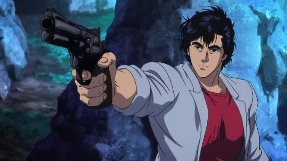 """""""City Hunter"""" torna in tv su Mediaset Italia 2 con l'anime e tutti i film"""