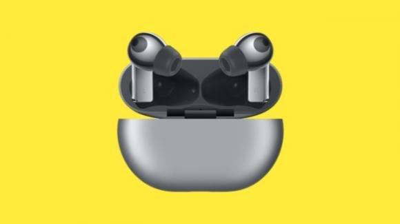 FreeBuds Pro: Huawei amplia il suo assortimento di auricolari senza fili con ANC