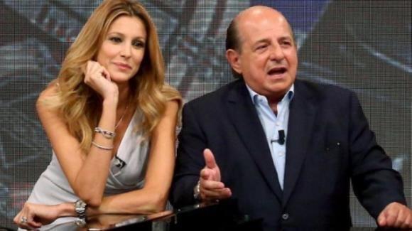 I Fatti Vostri, il ritorno di Giancarlo Magalli e l'ennesima frecciata ad Adriana Volpe