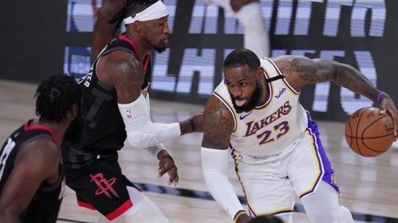 NBA Playoffs 2020: Los Angeles Lakers travolgenti con LeBron strepitoso, finale di conference conquistata