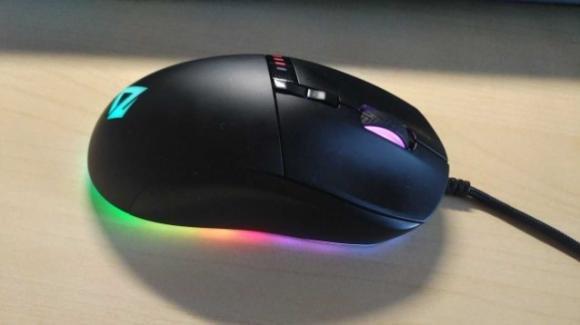 AUKEY GM-F5: mouse da gaming wireless con batteria ricaricabile incorporata
