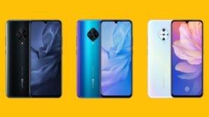 Vivo Y51: smartphone di fascia medio-bassa, con carica veloce e quadcamera