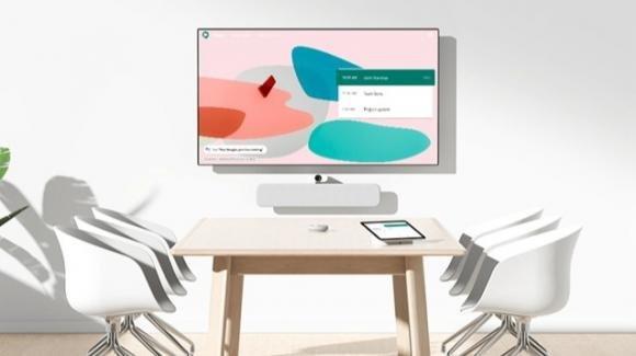 Google Meet Series One: ecco il kit per il telelavoro e i meeting online