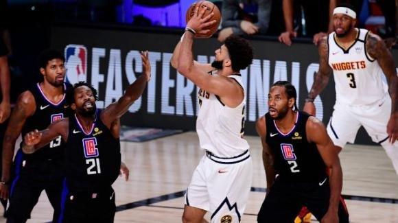 NBA Playoffs 2020: Nuggets super in gara 7, Clippers eliminati. Gli Heat sconfiggono i Celtics all'overtime