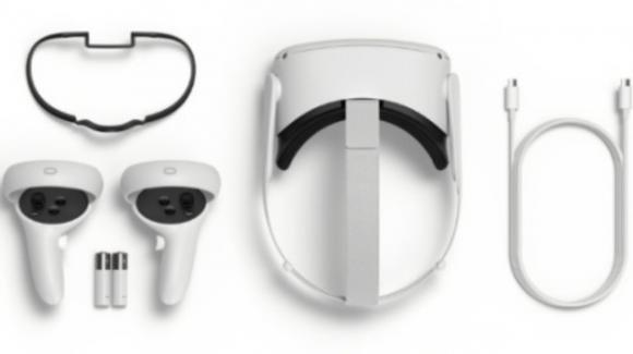 Oculus Quest 2: Snapdragon XR2 a soli 349 euro!