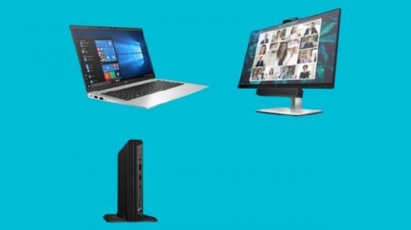 HP Reinvent 2020: ufficiali i nuovi notebook, computer e monitor per lo smart working